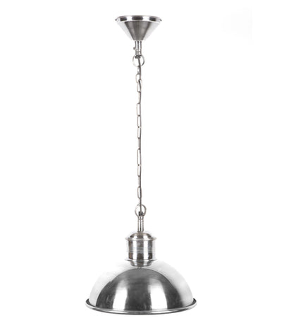 Montauk Hanging Lamp in Silver