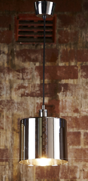 Porter Hanging Lamp Nickel