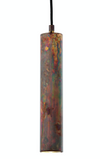 Toress Small Acid Copper Wash Cylinder Pendant