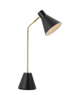 Ambia Black Table Lamp
