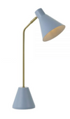 Ambia Blue Table Lamp