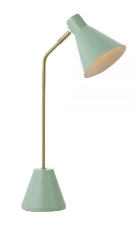 Ambia Green Table Lamp