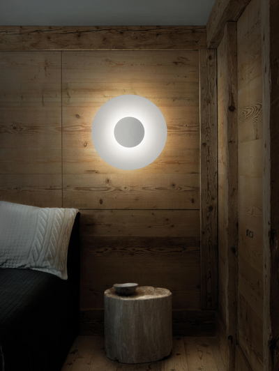 Thor White Wall Light