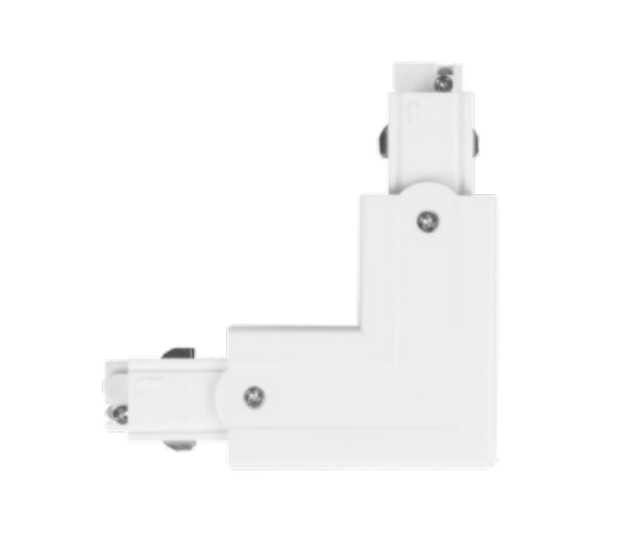 MX 3C L-Connector White