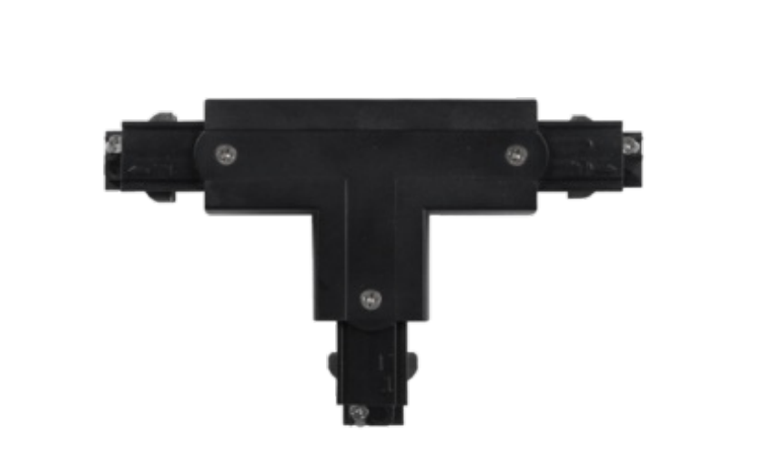 MX 3C T-Connector Black