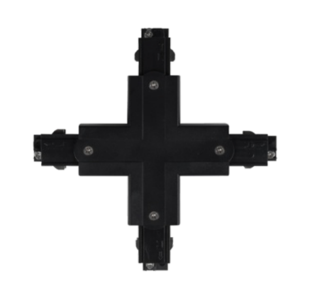 MX 3C Cross Connector Black