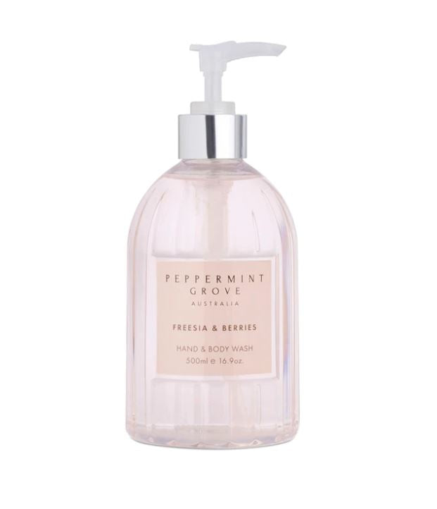 Freesia & Berries Hand and Body Wash