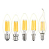 Filament Candle CES/E12 LED Dimmable Full Glass Lamp