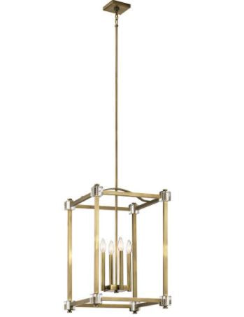 Cayden 4 Light Large Pendant