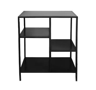 Staggered Small Iron Console