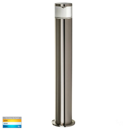 Highlite 316 Stainless Steel TRI Colour LED Bollard Light