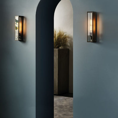 Harvard Bronze Wall Light