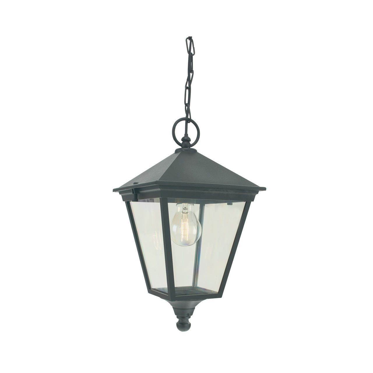 London Chain Lantern Pendant