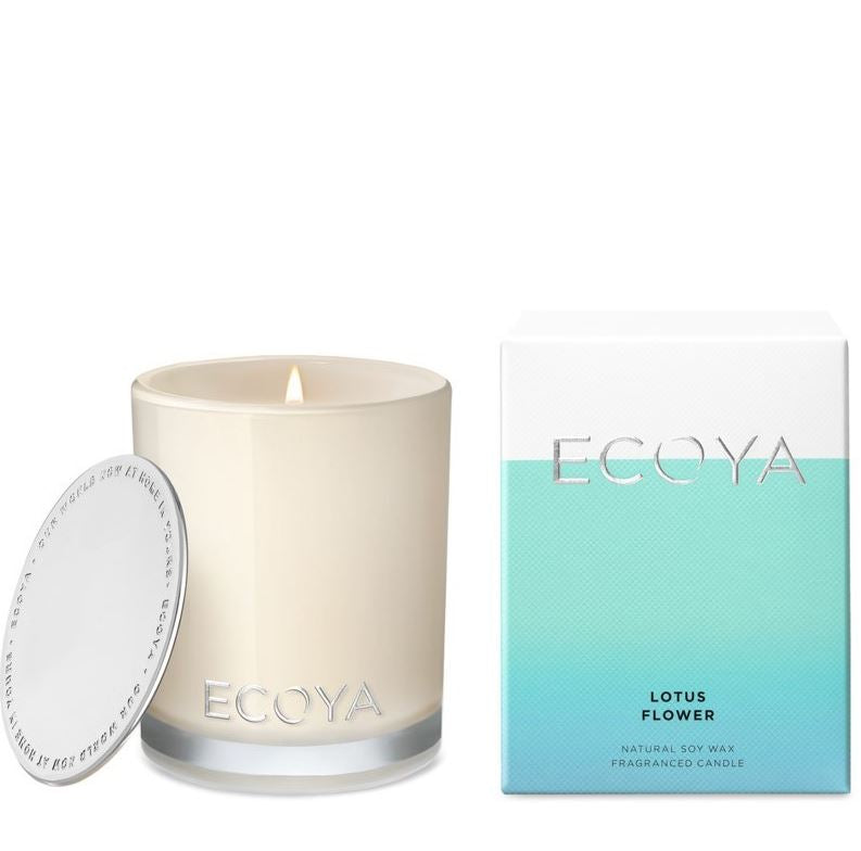 Lotus Flower Mini Madison Candle