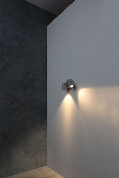 Onyx Grey Double Spot Light