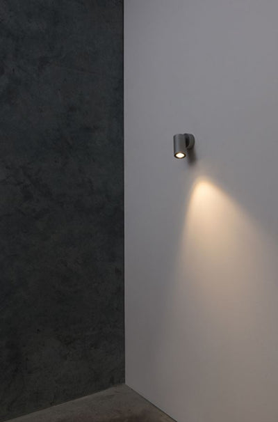Onyx Grey Single Spot Light