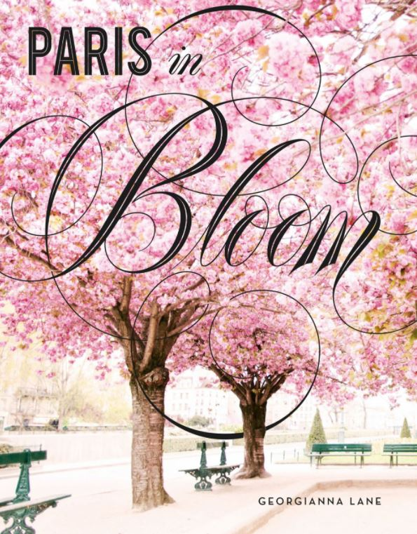 Paris in Bloom Book