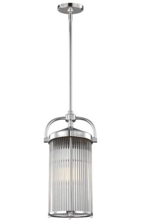 Paulson 3 Light Chrome Pendant