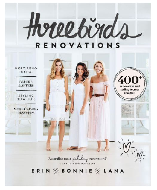 Three Birds Renovations Book