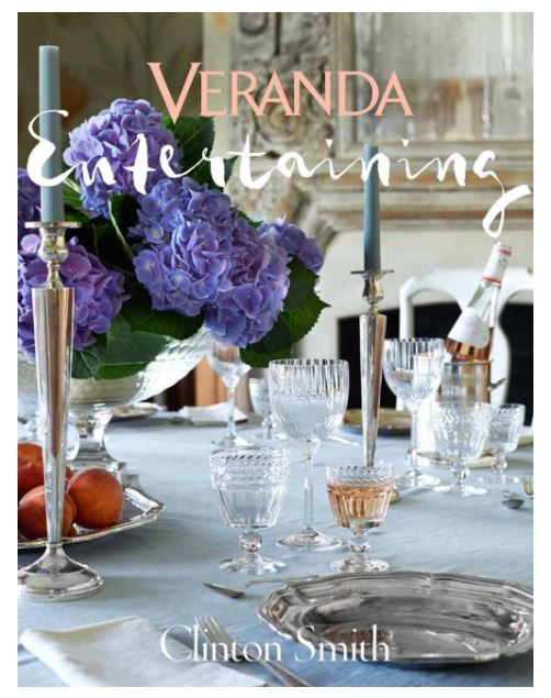 Veranda Entertaining Book