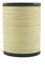 90 metre Flat waxed plaiting thread