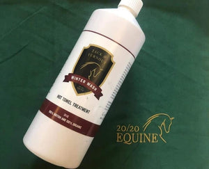 Winter wash 1 litre 20/20 equine