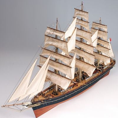CUTTY SARK TEA CLIPPER 1032mm  (1/84) Scale model