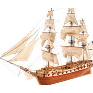 US CONSTELLATION AMERICAN FRIGATE 1798 1035mm (1/85)scale model