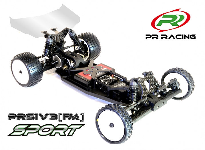 Best Price..... PR Racing PRS1 V3FM Sport Competition 2wd Buggy kit $189.99 Canadian Dollars