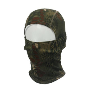 Tactical Grizzly Infrared Mask