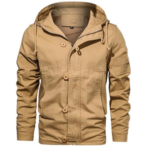 Tactical Grizzly Desert Storm Jacket (3 Designs)