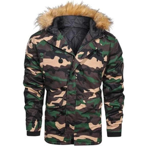 [LIMITED EDITION] Tactical Grizzly Arctic Patrol Parka (2 Designs)