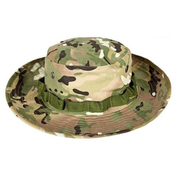 Tactical Grizzly Jungle Hat (5 Designs)