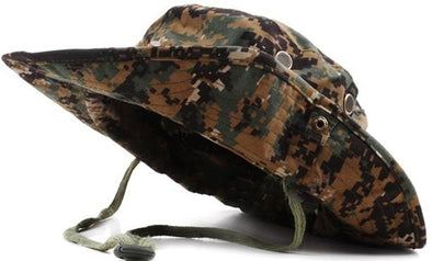 Tactical Grizzly Strapped Jungle Hat (11 Designs)
