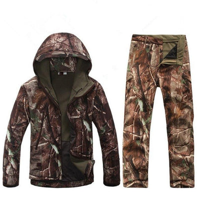 Grizzy Tactical Insulated Camou Suit