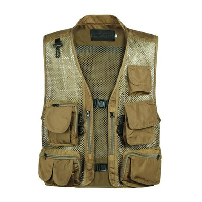 Tactical Grizzly Forest Vest (6 Designs)