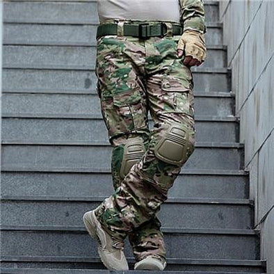Tactical Grizzly Padded Combat Pants (11 Designs)