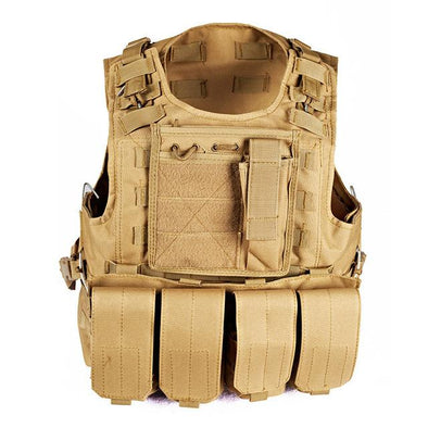 Tactical Grizzly Standard Issue Load Vest