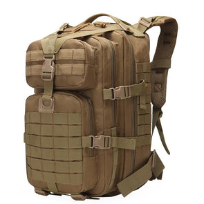 Tactical Grizzly Trench Backpack (4 Designs)