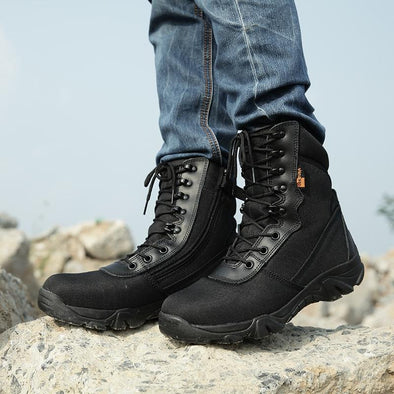 Tactical Grizzly Combat Boots (2 Colors)