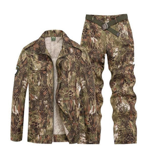 Tactical Grizzly Insulated Grassland Suit (2 Colors)