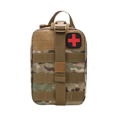 Tactical Grizzly First Aid Pouch (7 Designs)