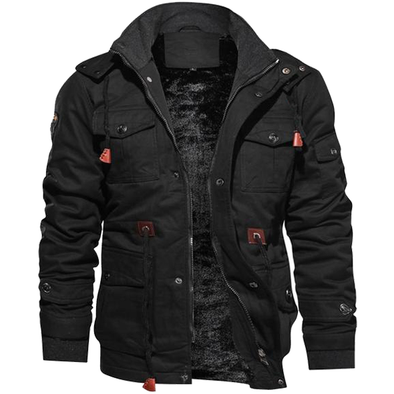 [LIMITED EDITION] Tactical Grizzly Armory Jacket (3 Designs)