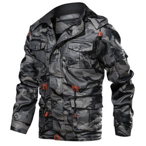 Tactical Grizzly Stealth Jacket (3 Designs)
