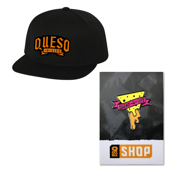 FOR THE QUESO LOVER: $18.00