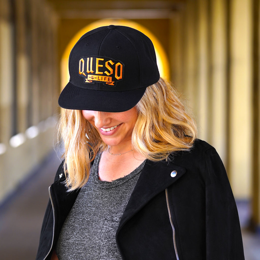 QUESO-4-LIFE HAT