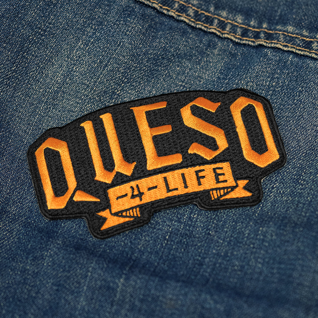 QUESO-4-LIFE PATCH