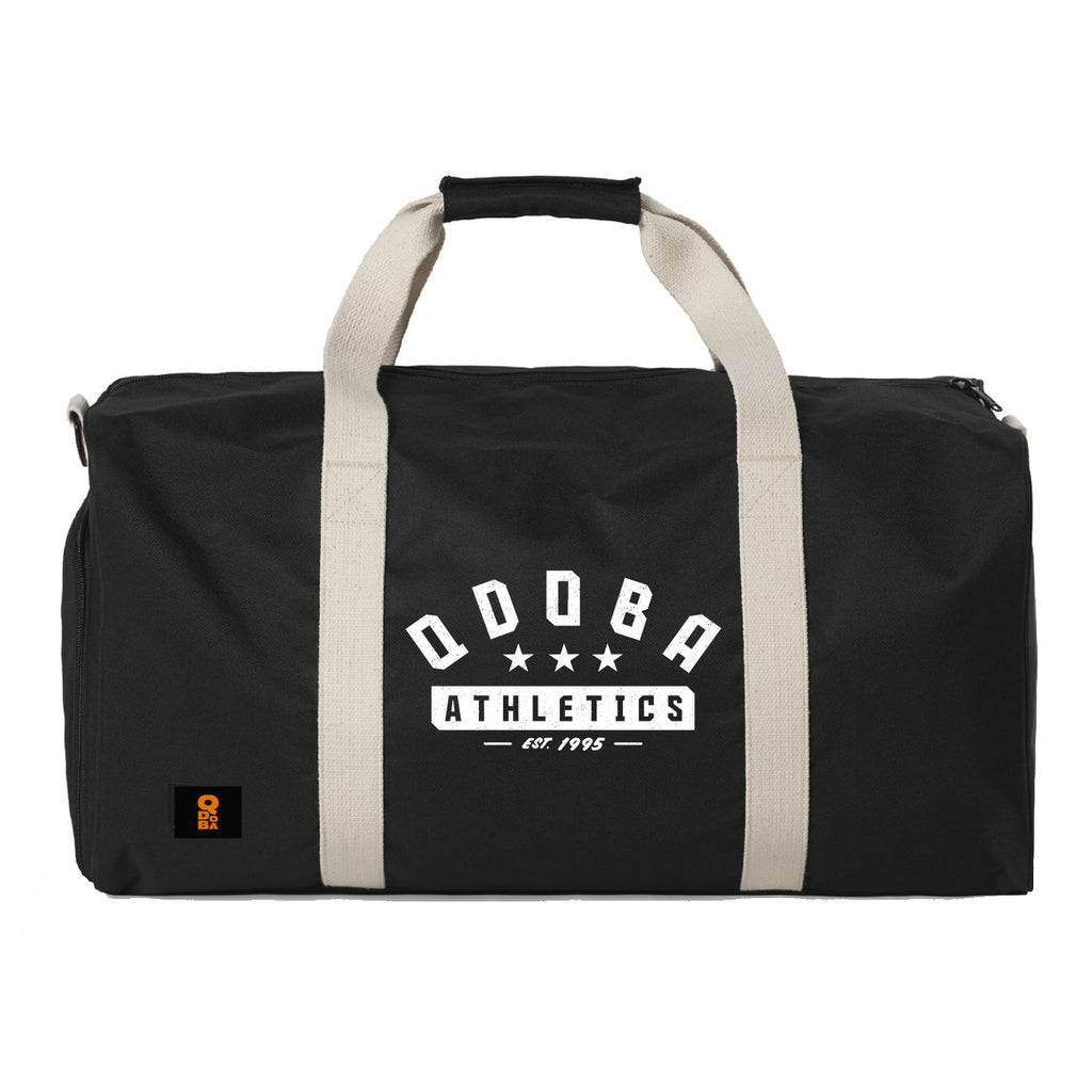 QDOBA ATHLETICS GYM BAG