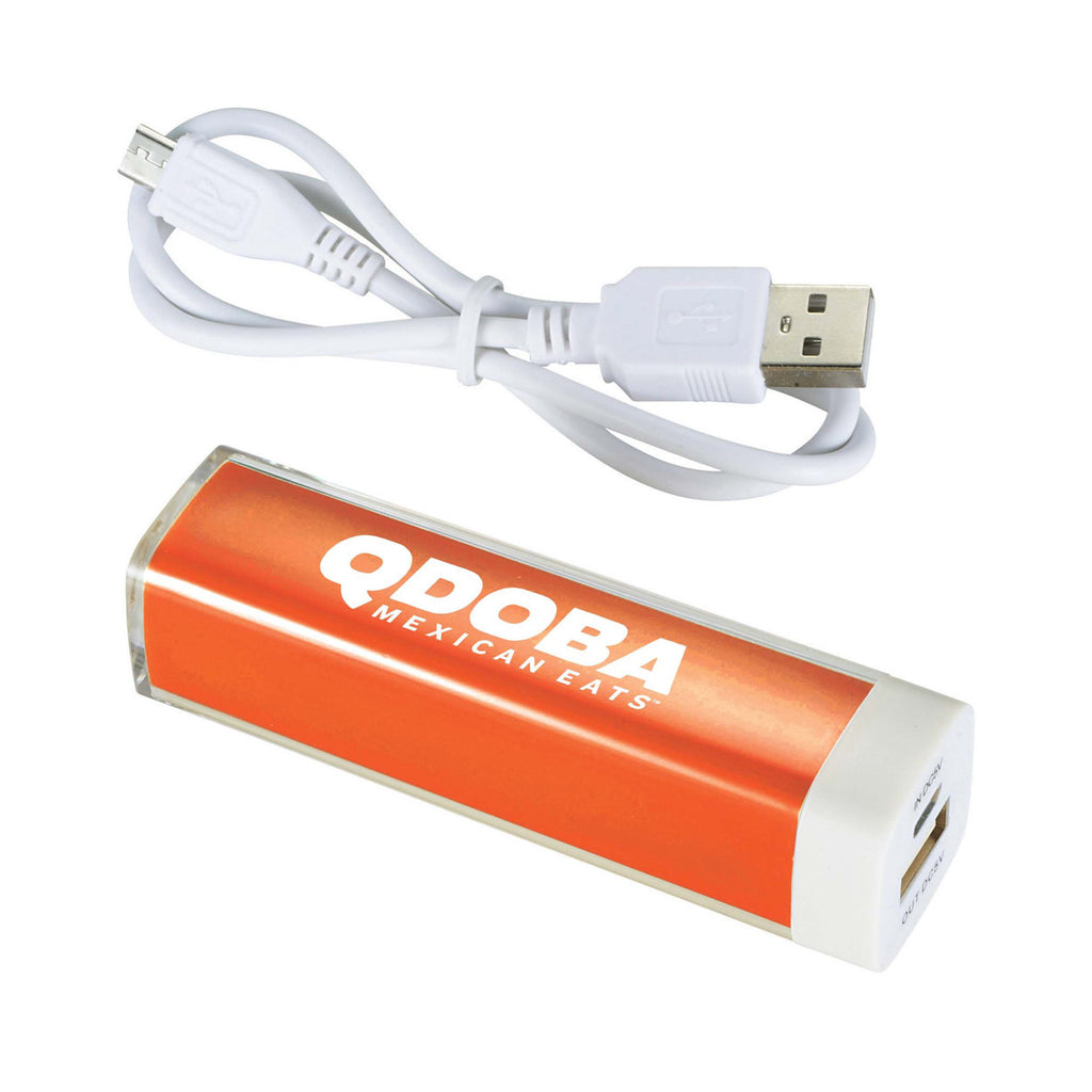 QDOBA POWER BANK