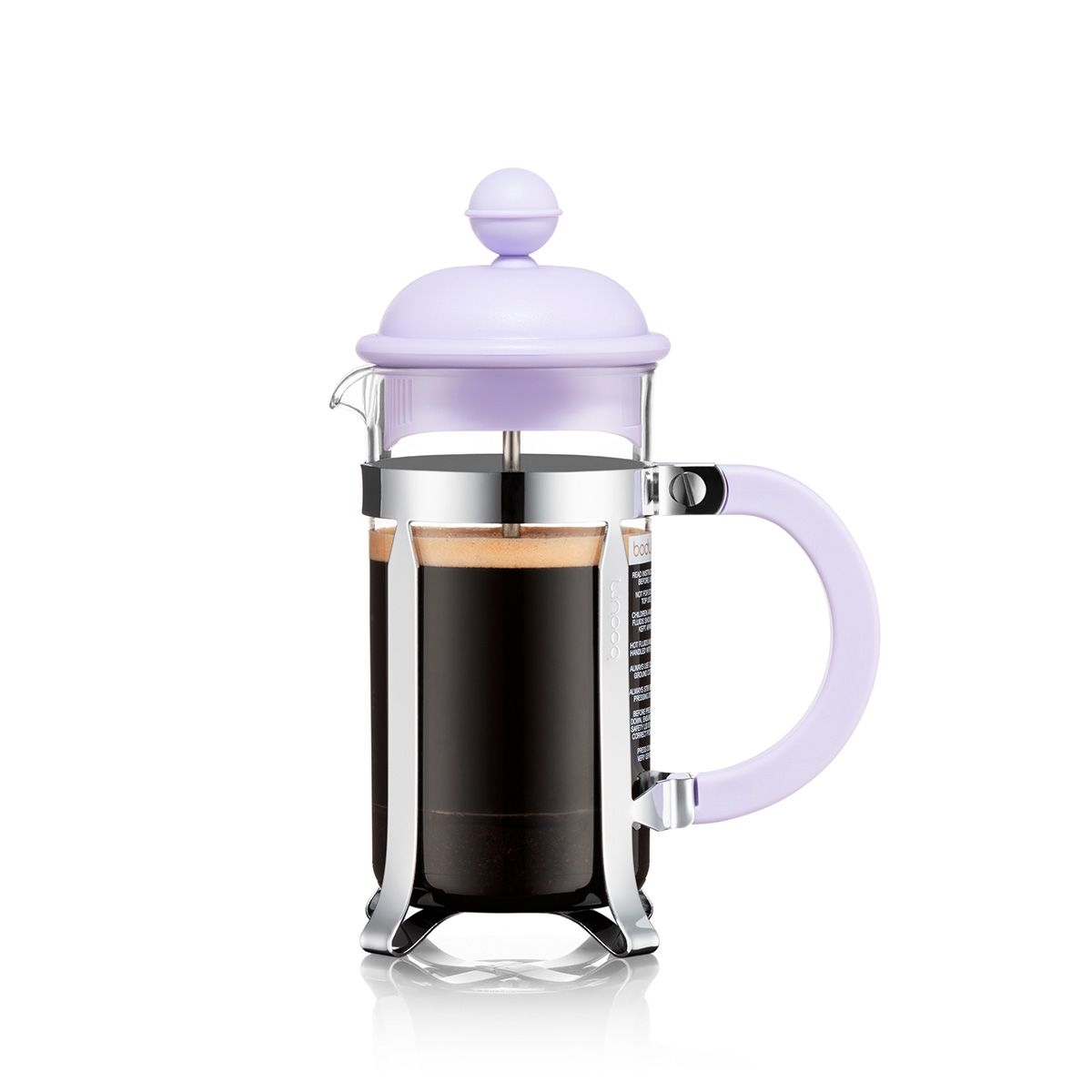 Bodum Caffettiera Coffee Maker, 3 Cup - Verbena Purple - NEW Collection